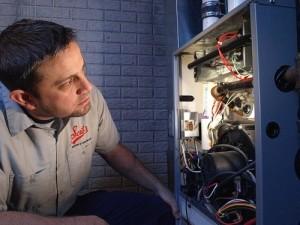 furnace installation repair mi