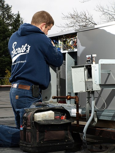 commercial furnace and air conditioning service oxford mi
