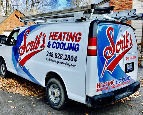 residential furnace and air conditioning service oxford mi